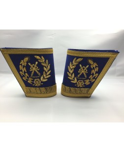C053 Craft Grand Lodge Gauntlets Best Quality