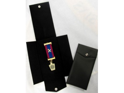 G103 Pvc Jewel Wallet With Clip