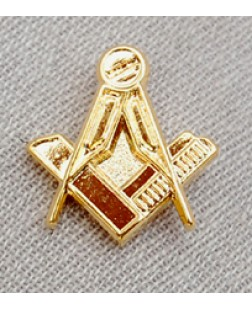 G132 Craft Lapel Pin 10mm S&c