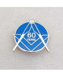 G325 Lapel Pin - Craft 60 Year