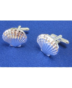 - St Thomas Of Acon - Silverplated -cuff Links