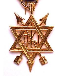 Z018 Osm Supreme Ruler Collarette Jewel